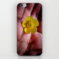 Pickin' Wild Flowers iPhone & iPod Skin