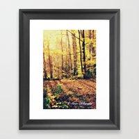 Gracious Framed Art Print