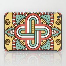 Mandala #3(v2) iPad Case