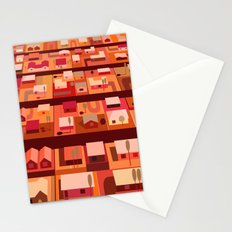 Downtown Desert Stationery Cards