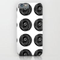 Swirly Dot Pattern iPhone 6 Slim Case