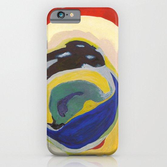 Allison in Bananaland iPhone & iPod Case