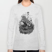 Land Of The Sleeping Gia… Long Sleeve T-shirt