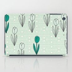 Tulips 03 iPad Case