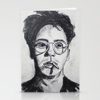 Robert Downey Jr. Stationery Cards