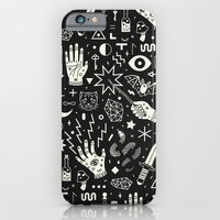 diamond iPhone & iPod Cases featuring Witchcraft by LordofMasks