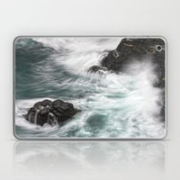 Atlantic Coast, Cornwall… Laptop & iPad Skin