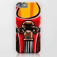 Winged Primate  iPhone 6 Slim Case