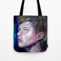Dane Dehaan Tote Bag
