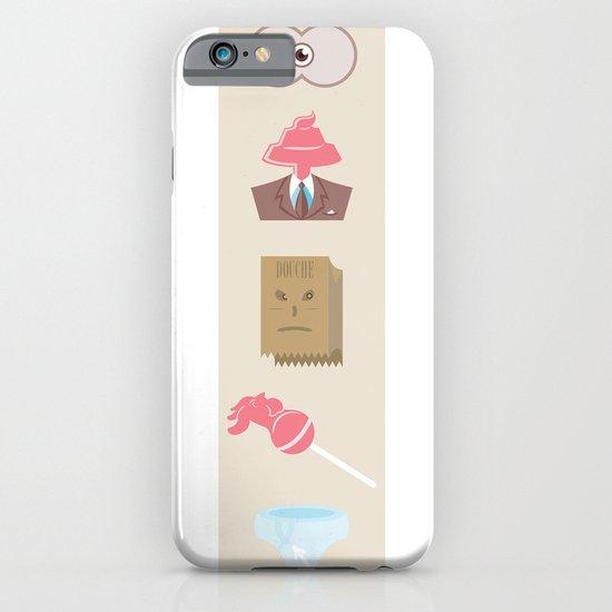 Vulgarity 1 iPhone & iPod Case