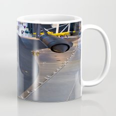 Sr71-Blackbird at the Dulles Air & Space Museum Mug