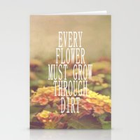 Every Flower Stationery Cards