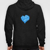 Winter Blue Crystallized… Hoody