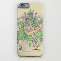 iPhone & iPod Case featuring When you're strange by Mathijs Vissers