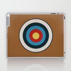 Vintage Target Laptop & iPad Skin