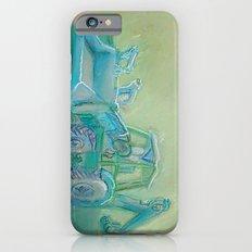 Traktor blue Slim Case iPhone 6s