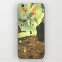 Her Journey iPhone & iPod Skin