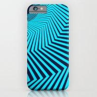Circular Optical Illusion iPhone 6 Slim Case