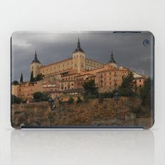 Toledo before the storm iPad Case