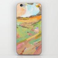 Four Corners of the World  iPhone & iPod Skin
