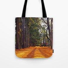 September path Tote Bag