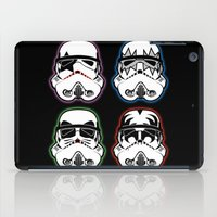 Kiss Troopers iPad Case
