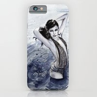Blue Swim iPhone 6 Slim Case