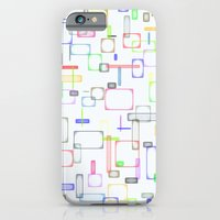 iPhone & iPod Case featuring Squares by Marion Torres Photography