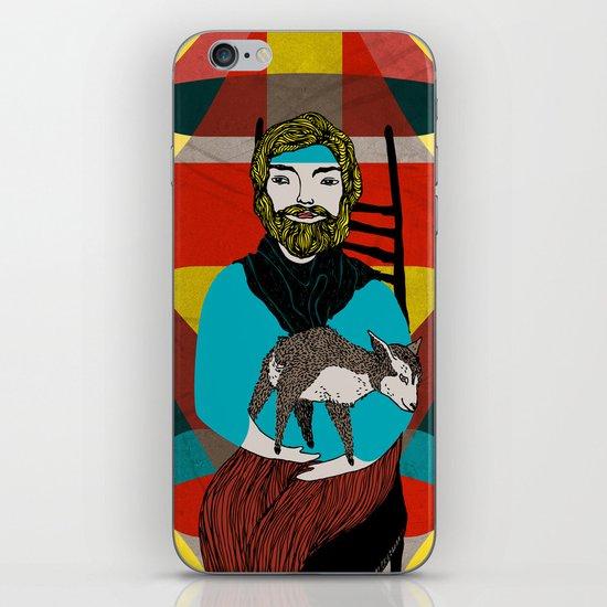 Goat Herder 2 iPhone & iPod Skin