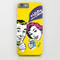 iPhone & iPod Case featuring Alegria  by Amarillo