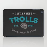 The Scourge Of The Inter… iPad Case