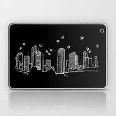 Houston, Texas City Skyline Laptop & iPad Skin