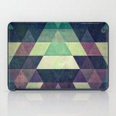 dysty_symmytry iPad Case