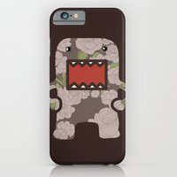 iPhone & iPod Case featuring Domo  by Lauren dunn
