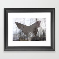 200 Framed Art Print