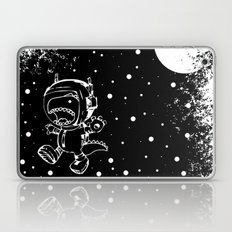 DINOSAUR IN SPACE! Laptop & iPad Skin