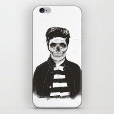 Death fashion iPhone & iPod Skin
