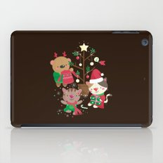 Holiday Crew iPad Case