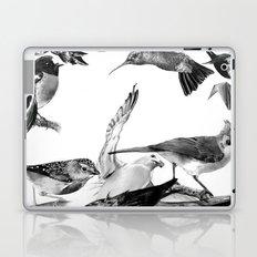A Volery of Birds Laptop & iPad Skin