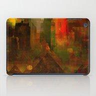 Pyramidal City iPad Case