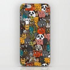 plushies iPhone & iPod Skin
