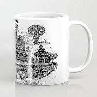 Floating city Mug