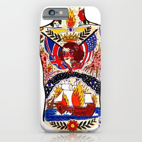 Jeremy iPhone & iPod Case