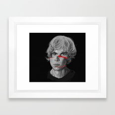 tate Framed Art Print