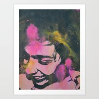 Mood #414 Art Print