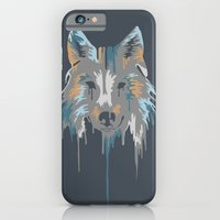 Painted Wolf iPhone 6 Slim Case
