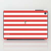 Dude.. I'm Right Here iPad Case