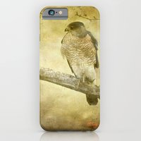 iPhone & iPod Case featuring Hunter by Curt Saunier