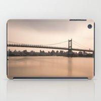 Triborough Bridge (NYC) at Sunset iPad Case