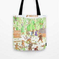 Locals Only- Danville Tote Bag